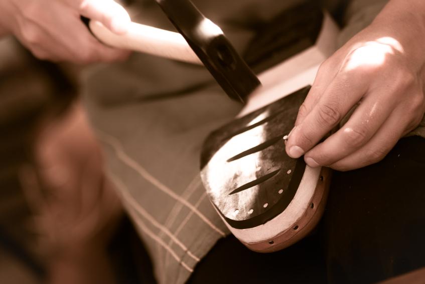 online shoe repair