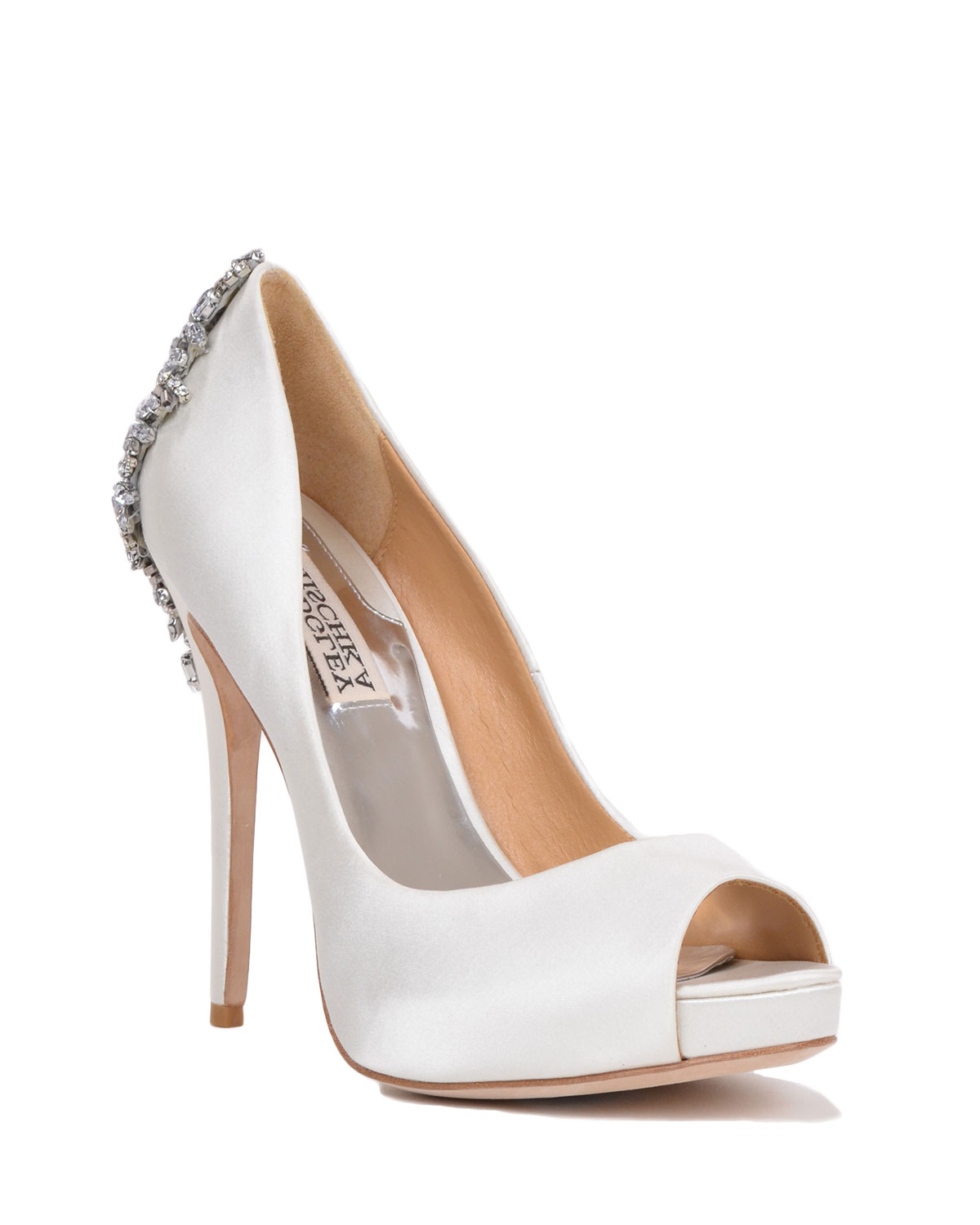 badgley mischka shoe repair