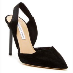 Diane von Furstenberg shoe repair